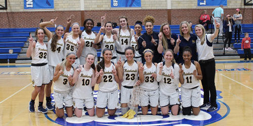 Reinhardt women clinch NAIA berth