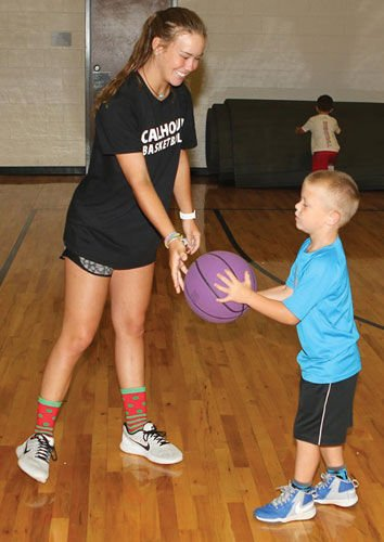 Calhoun Basketball Camp