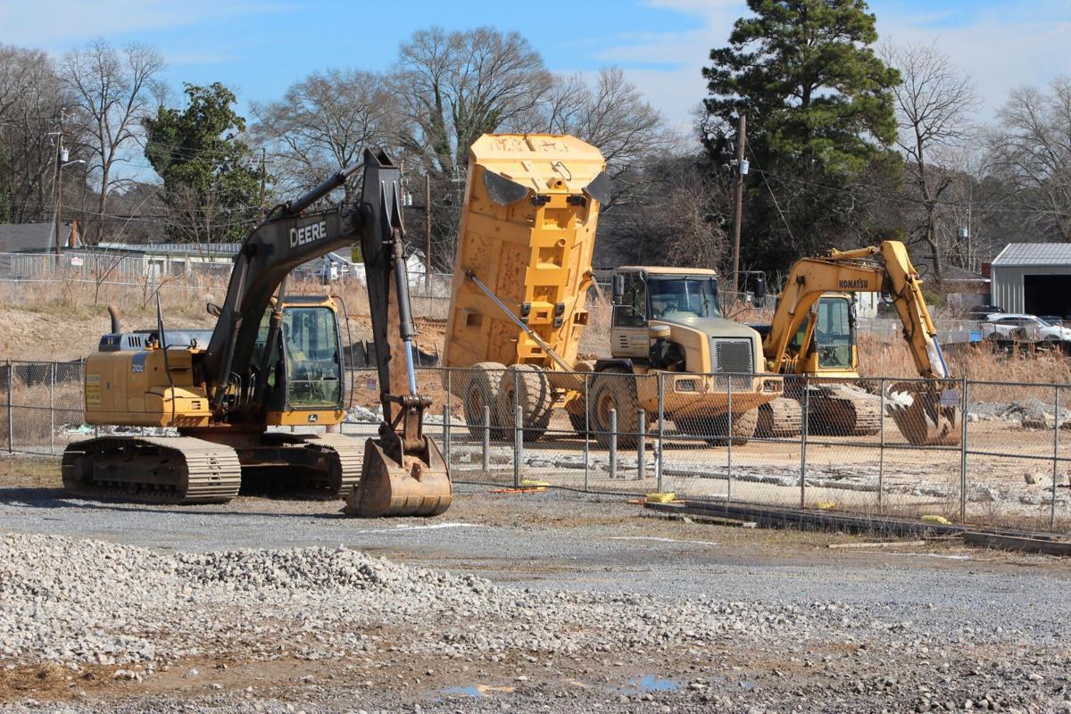 Goo Goo Car Wash begins construction on new Shorter Avenue location