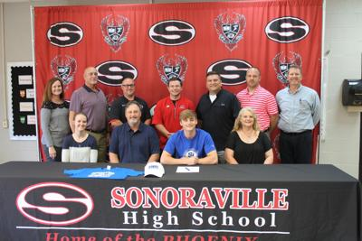 Hegwood commits to Shorter University