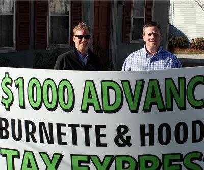 Small Business Snapshot: Burnette & Hood's Tax Express