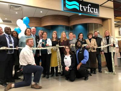 Ten Valley Credit Union in Food City
