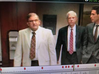 Lawsuit filed against Chief Magistrate Richardson alleging discrimination
