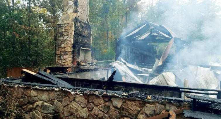 Online fundraiser set for local family that lost home to fire