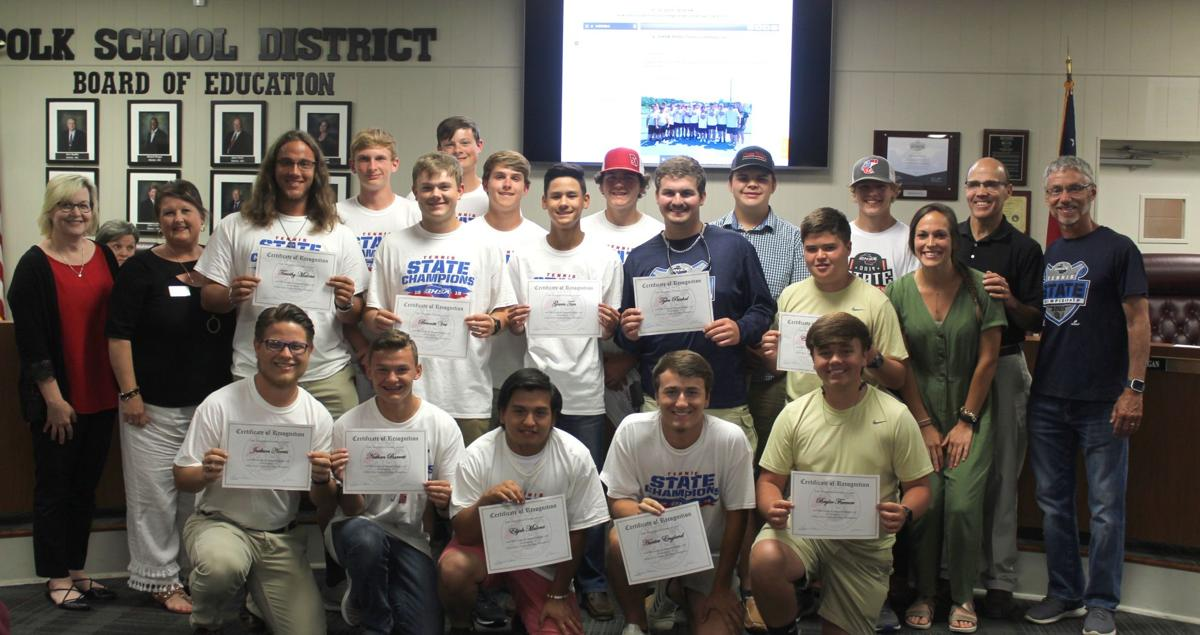 PSD honors State Champs 2019