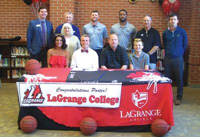 college signing calhoun s law signs to play basketball at lagrange