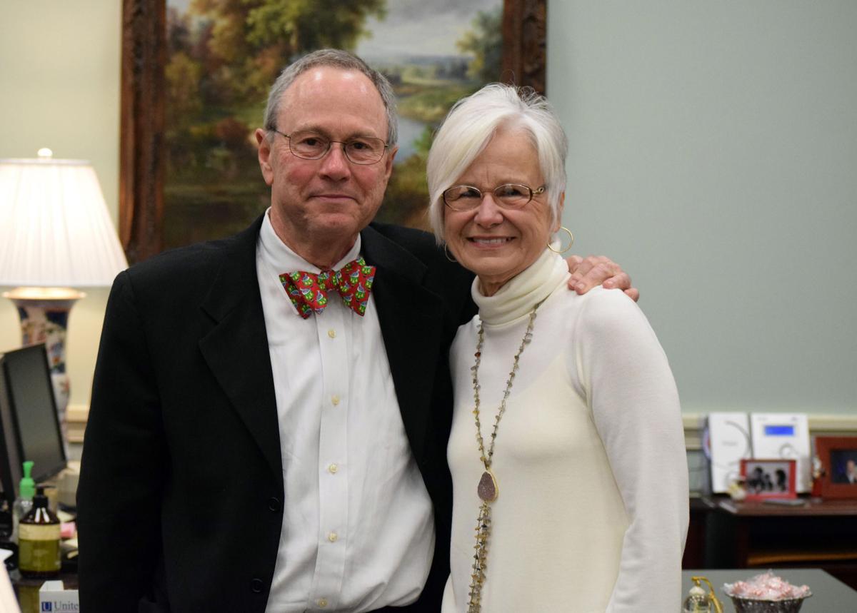 Steve and Ellen Kemp