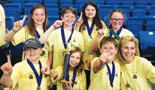 CES takes another state Odyssey title