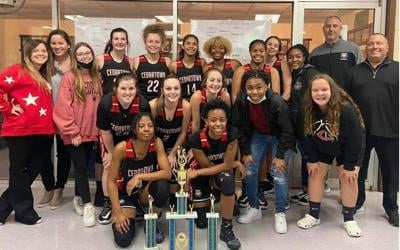 Cedartown girls win Haralson County tournament