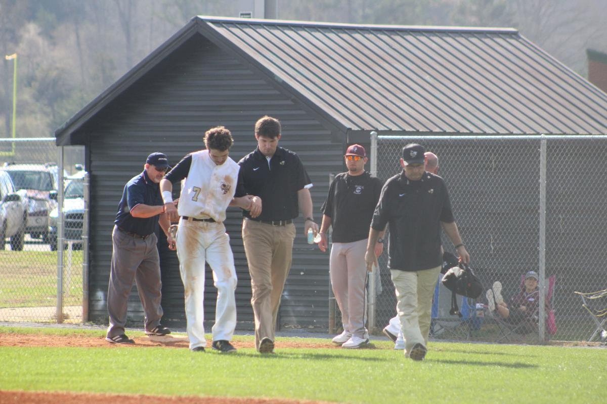 RHS Baseball - Feb. 24, 2018