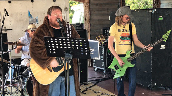 The ExLaws band