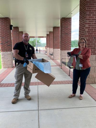 Mohawk donates face shields