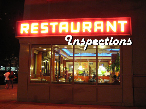 Gordon County Restaurant Inspections