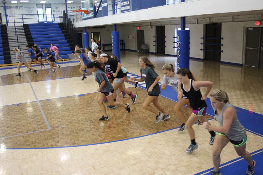 Armuchee High School gym