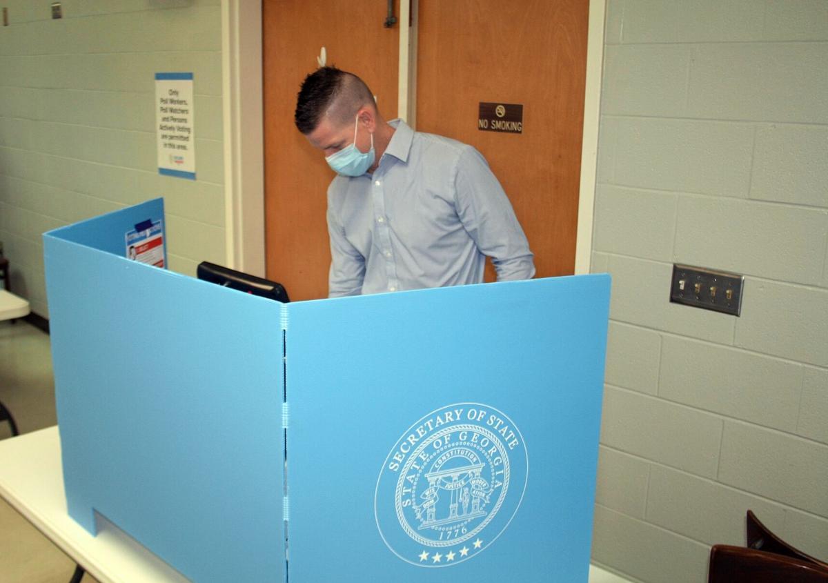 Polls open for U.S. Senate runoffs