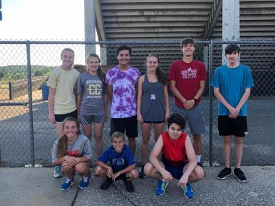 Rockmart Cross Country Summer 2018