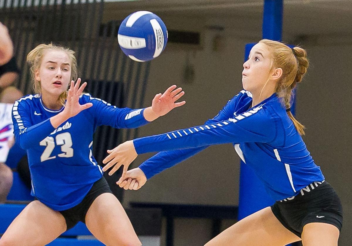 Model-Armuchee Volleyball