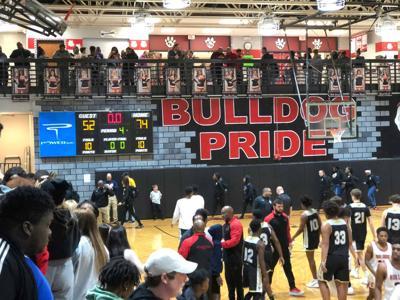 Cedartown vs Rockmart basketball