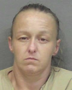 Tennessee woman arrested for methamphetamine trafficking