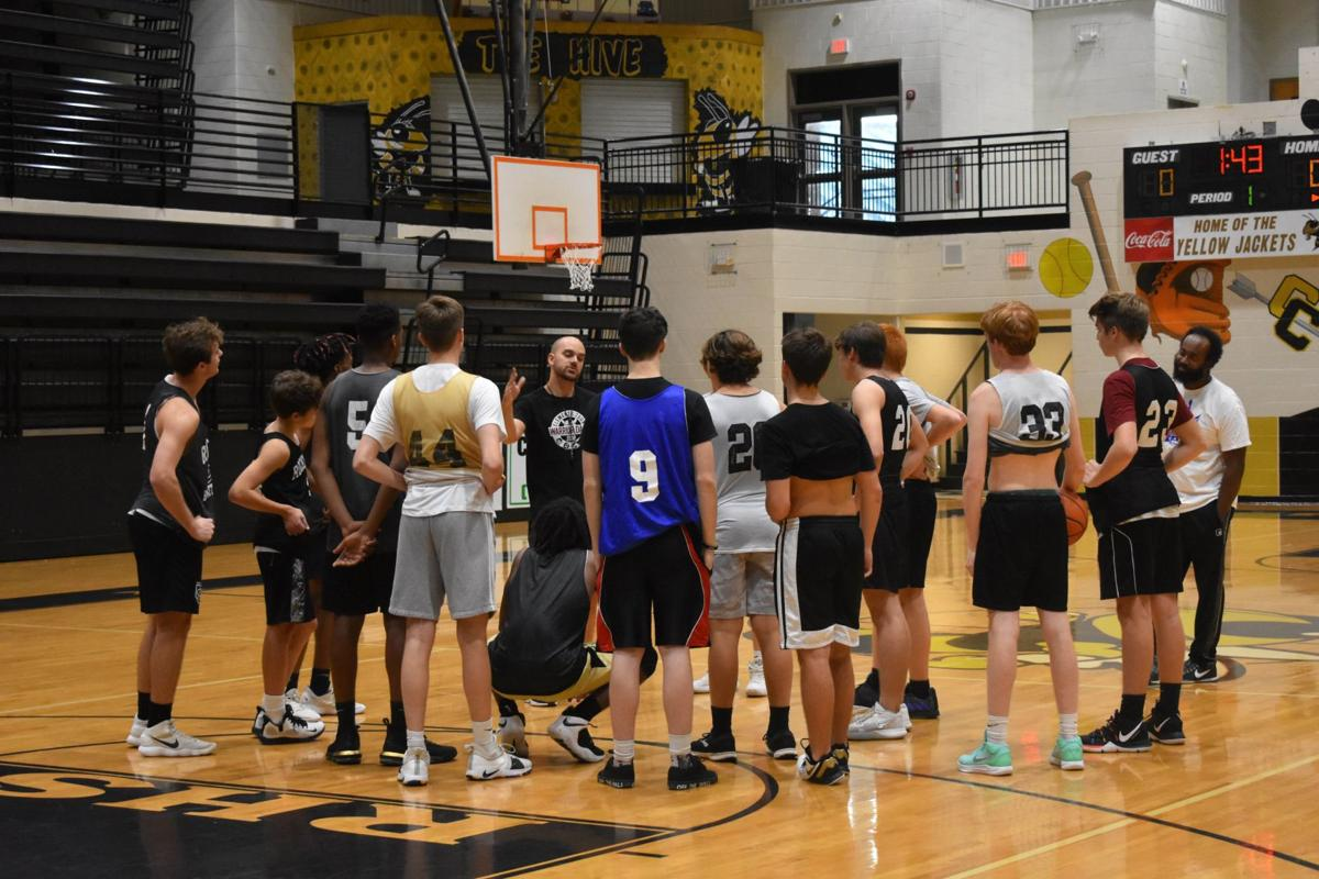 Rockmart Boys Basketball 2019