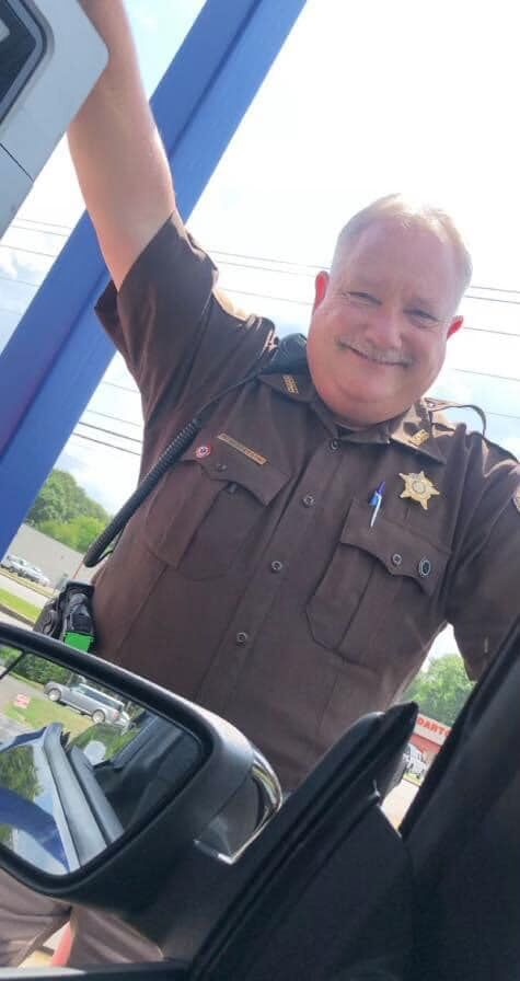 Sheriff's deputy succumbs to complications from COVID-19