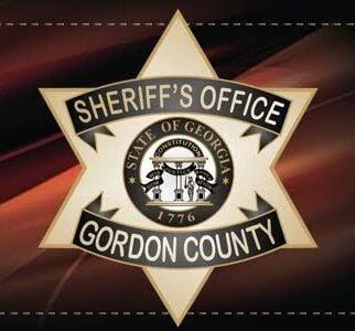Gordon County Sheriff's Office logo badge