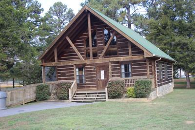 Bert Wood Log Cabin
