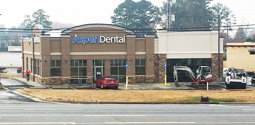 Aspen Dental set to open mid-month;  Five Guys opening after first of the year