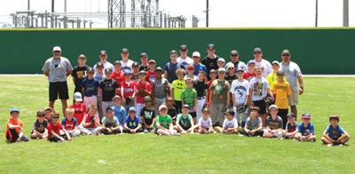 Calhoun Youth Baseball Camp