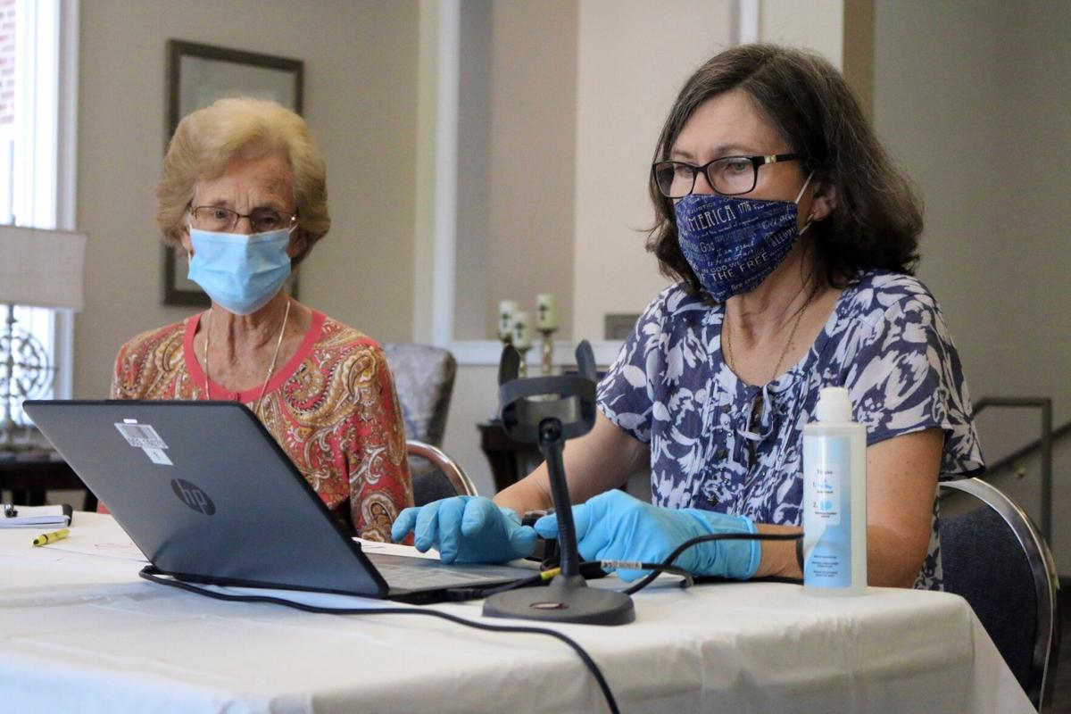 Rockmart blood drive continues amid pandemic