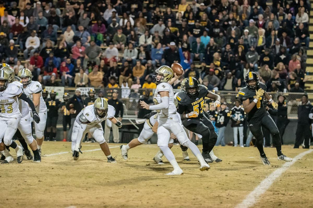 Calhoun's Jake Morrow vs. Peach County