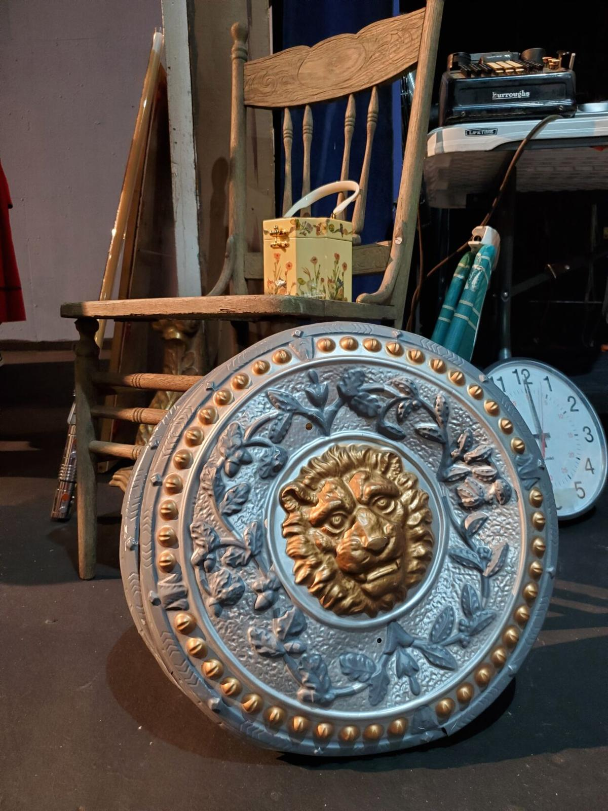 Rome Little Theatre hosts costume and prop sale at the DeSoto; continues Saturday
