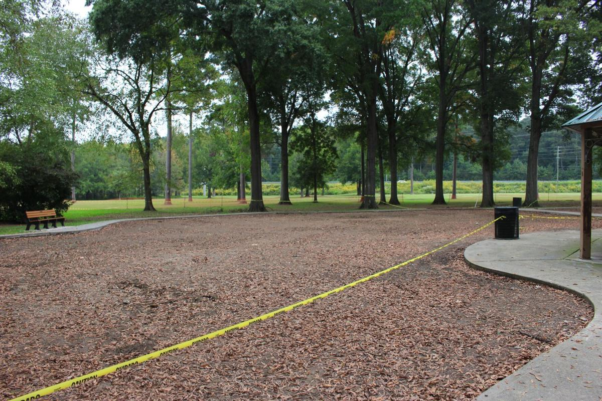 Ridge Ferry Park playground on its way, expected to be ready on Halloween