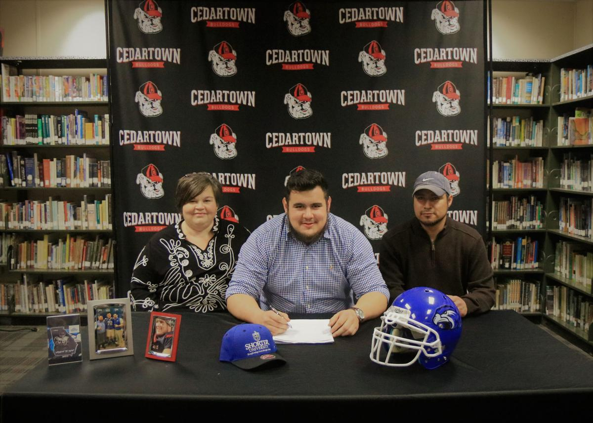 CHS National Signing Day 2018