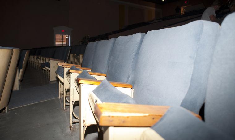 DeSoto Theatre Renovation
