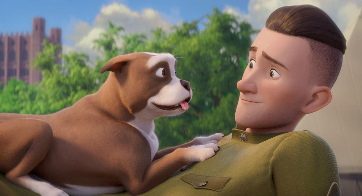 """RIFF hosts free, dog-friendly showing of """"Sgt. Stubby: An American Hero"""""""