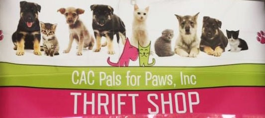 Pals for Paws to host annual Open Thrift Shop and Vaccine Clinic