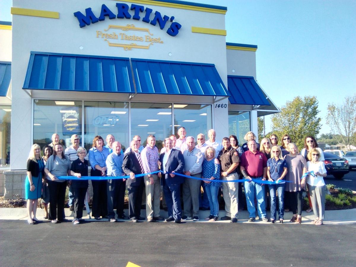 Martin's Rockmart Grand Opening