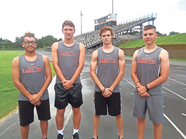 CROSS COUNTRY: LaFayette ready to take final step to state
