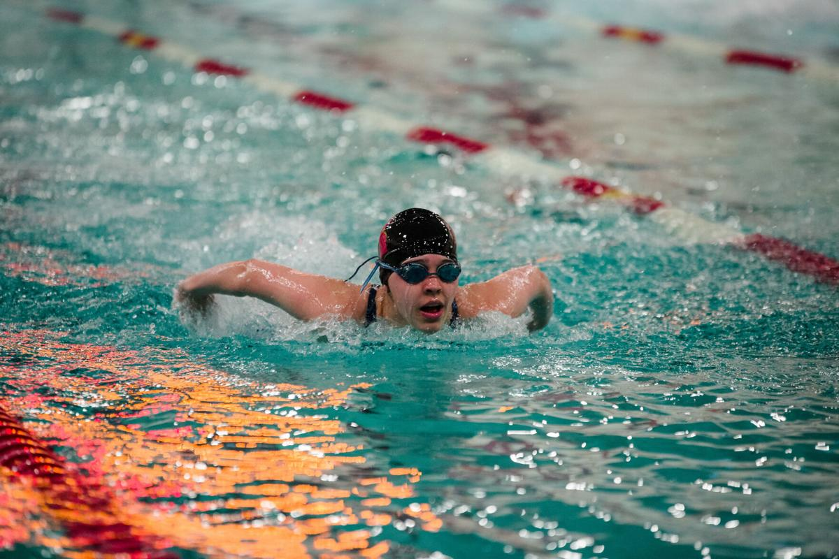 RHS swimmers prep for state meet