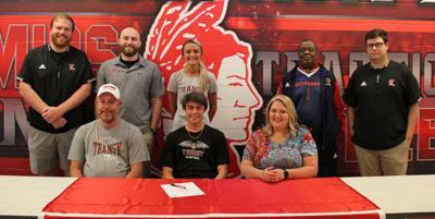 Cameron Gregg signs with Transylvania University