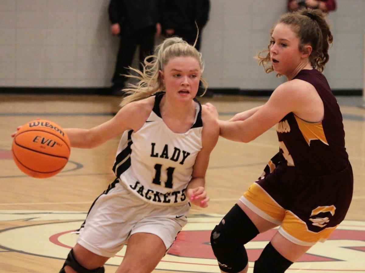 Rockmart-Dade Girls Basketball