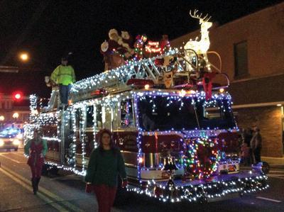 LaFayette Christmas parade set for Dec. 2