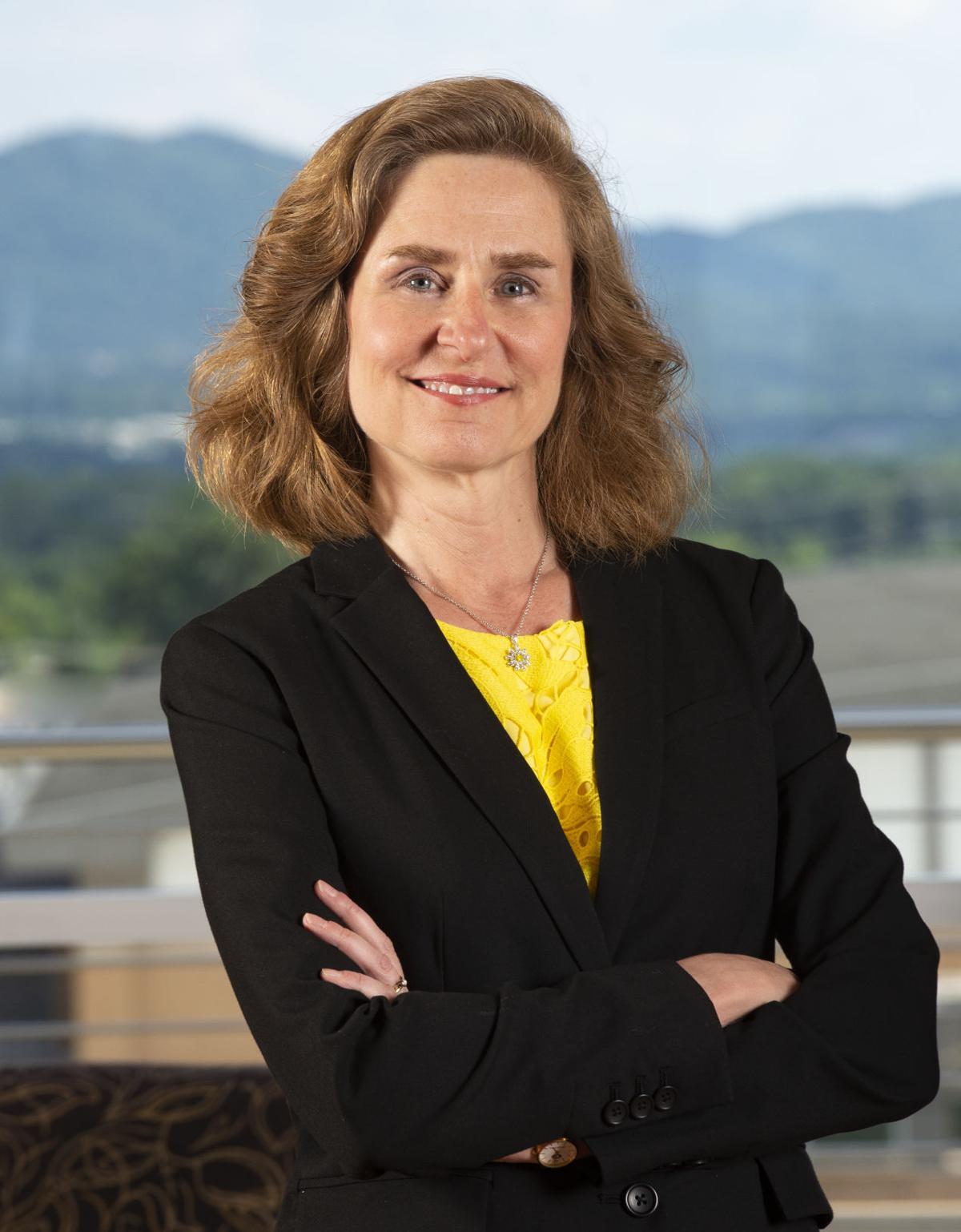 KSU President Pamela Whitten