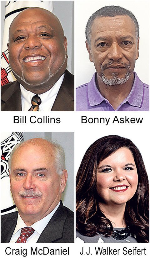 2019 Rome City Commission, Ward 3 candidates