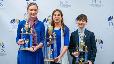 Floyd County Schools Gifted Oratorical Contest