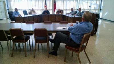 Cedartown Planning and Zoning meeting