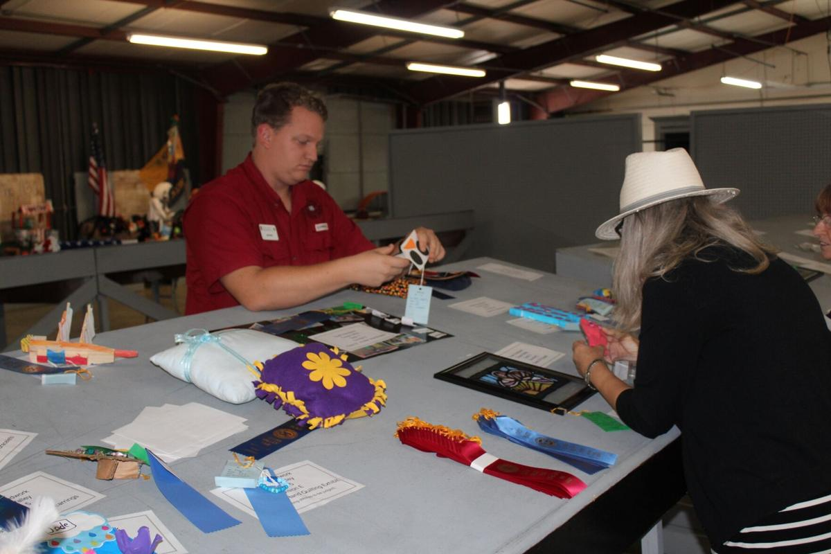 The Coosa Valley Fair opens Tuesday