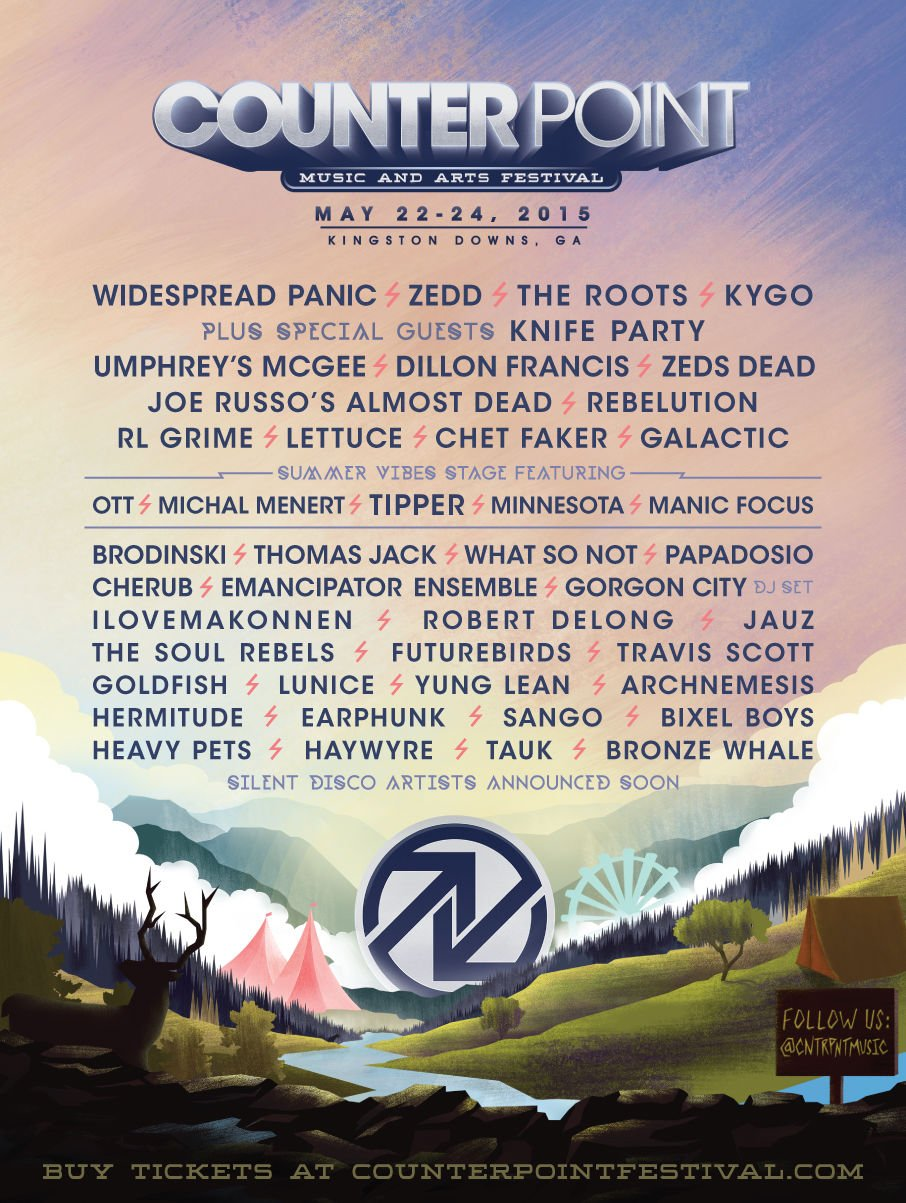 CounterPoint Music Festival 2015