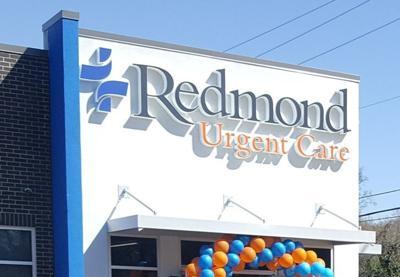 Redmond Urgent Care sign
